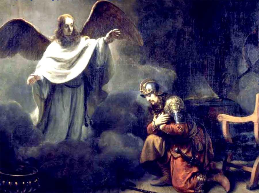 ანგელოზის გამოცხადება