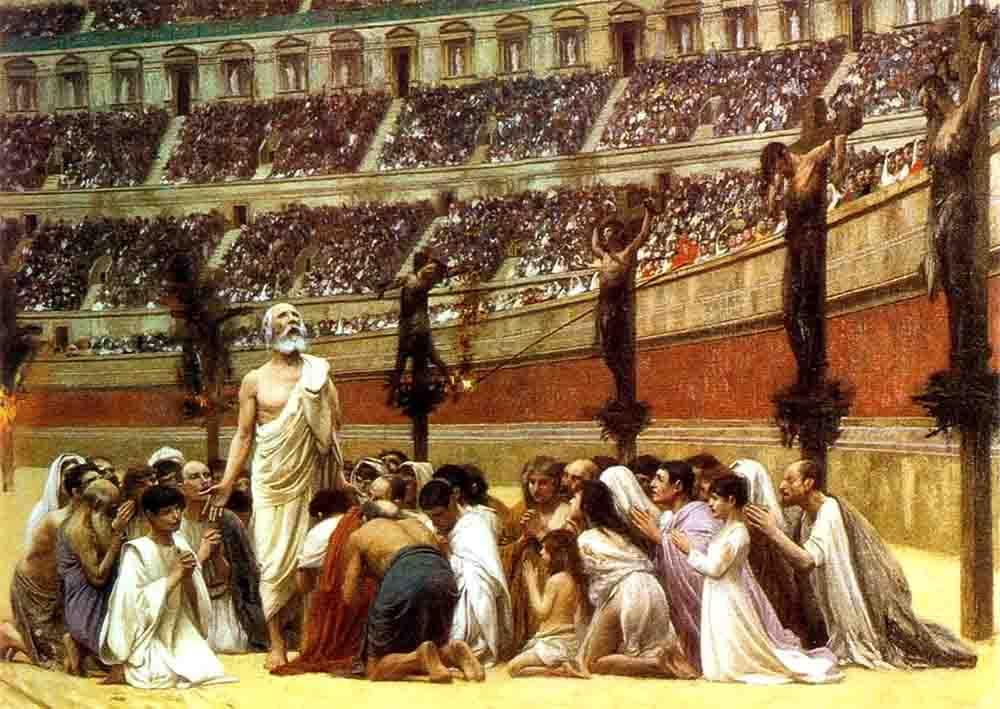 ქრისტიანთა დევნულება