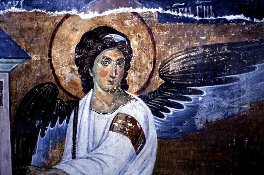 ანგელოზთა იერარქია