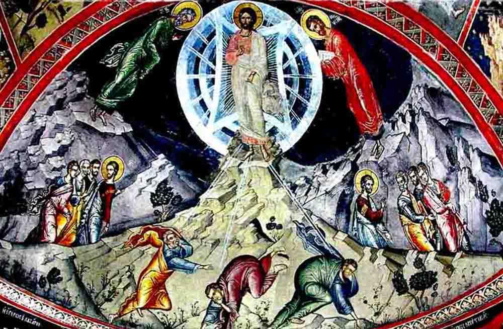 ქრისტეს ფერისცვალება