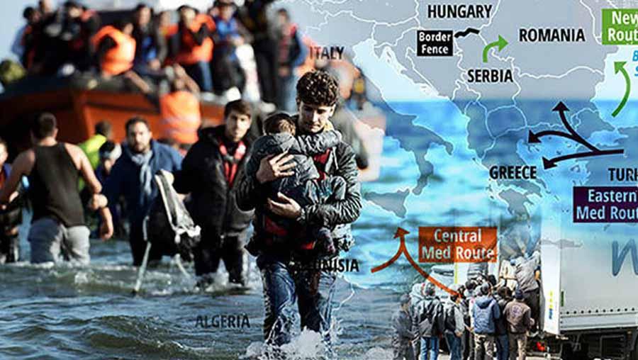 მსოფლიო მიგრაცია