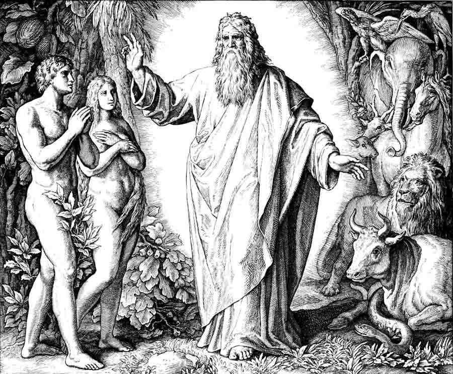 ადამი და ევა