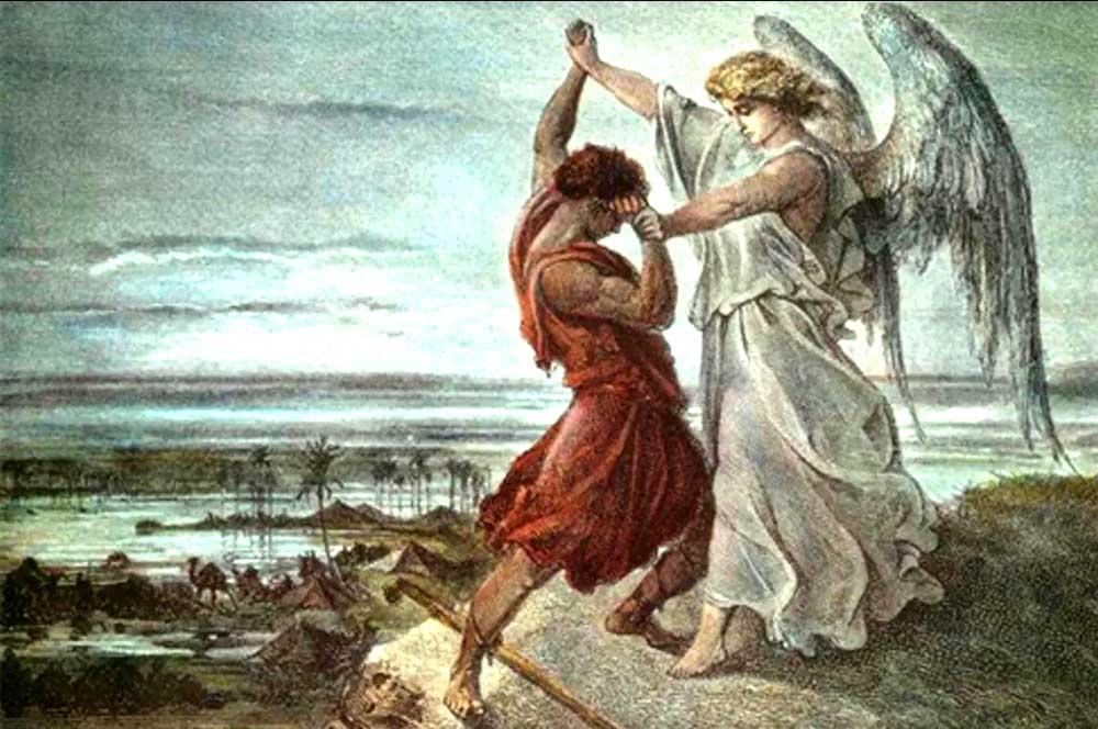 იაკობი და ანგელოზი