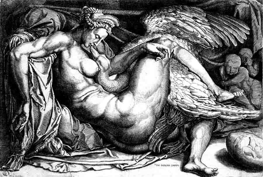 ანტიკური მითოლოგია