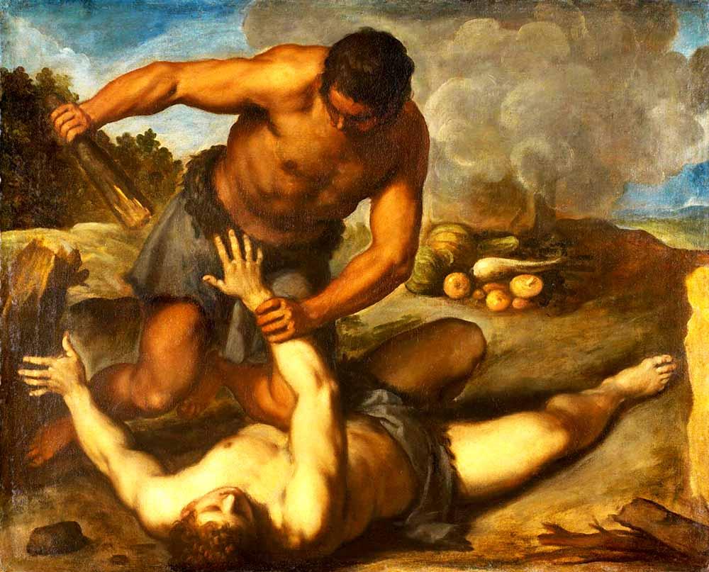 კაენი და ადამი