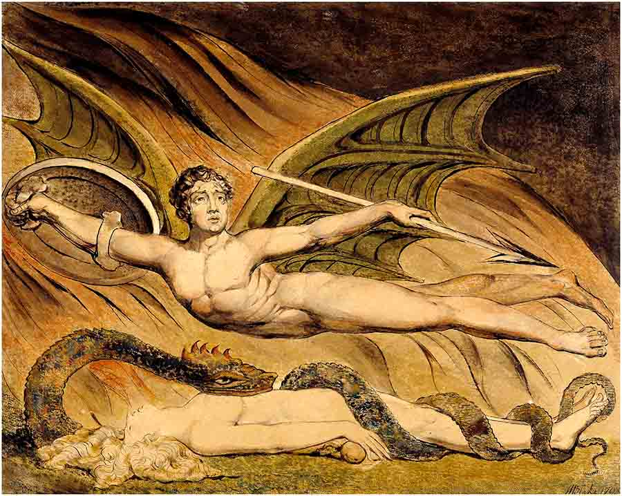 ევა და სატანა