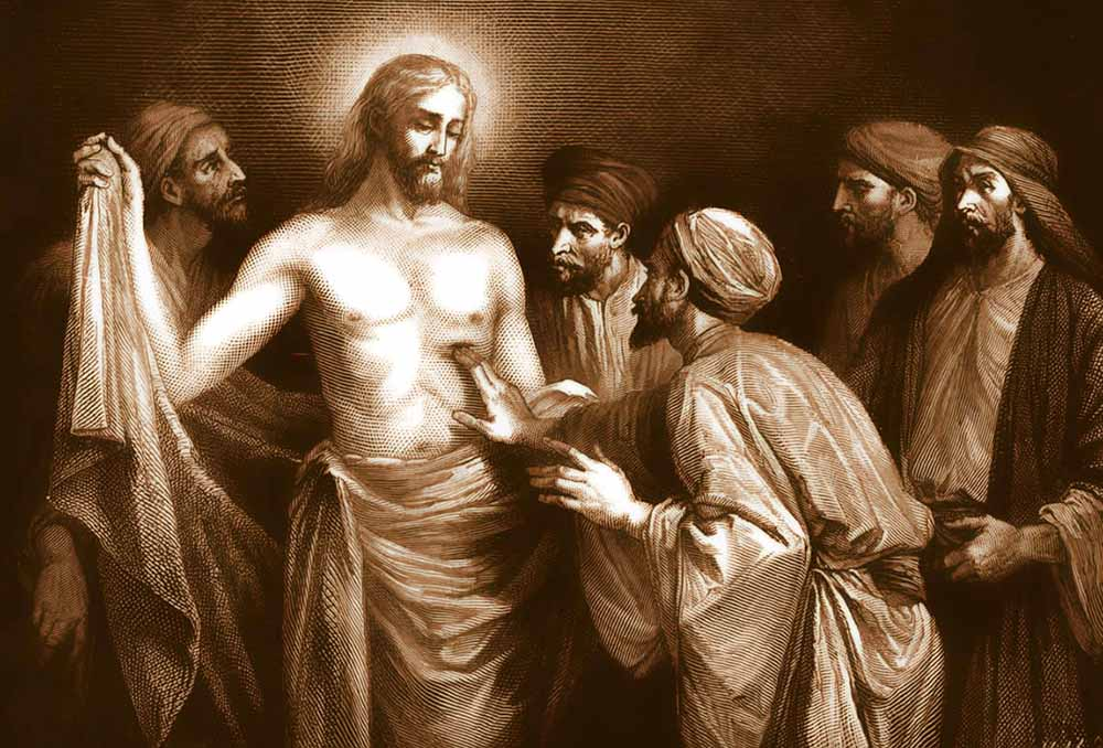 ქრისტე და მოციქულები