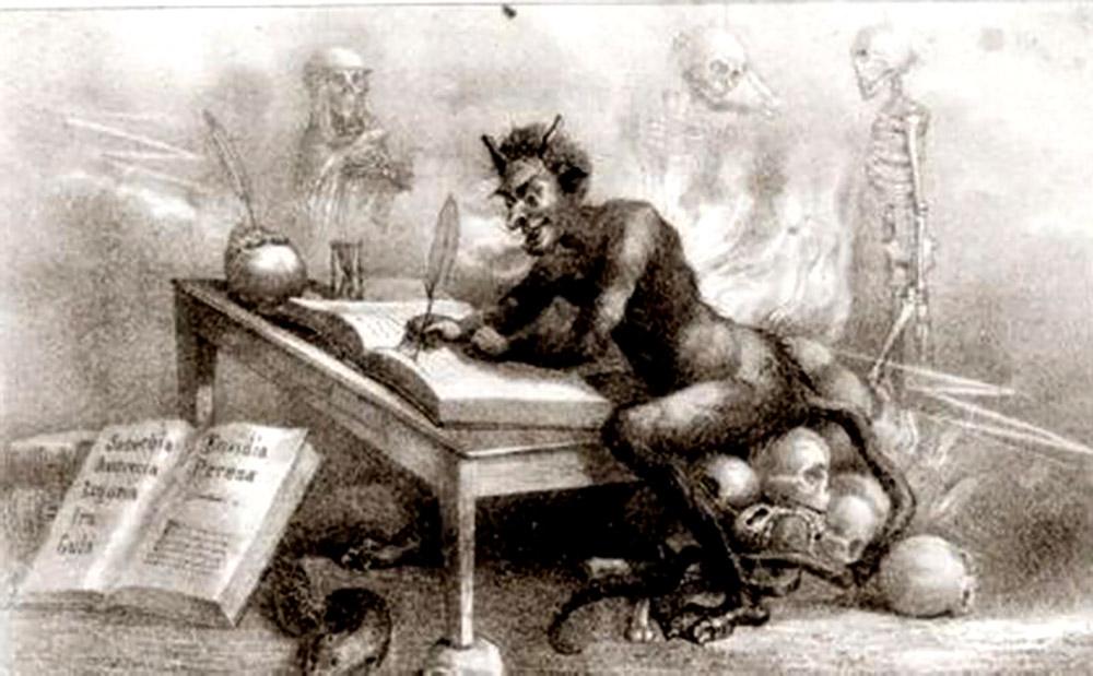 ეშმაკთან ხელშეკრულება