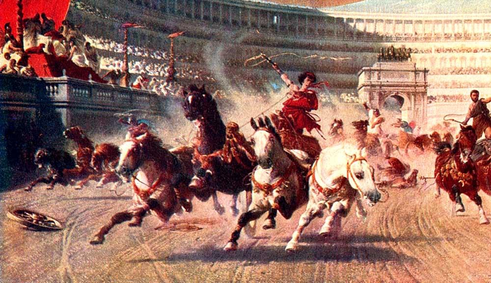 ცხენთა რბოლა