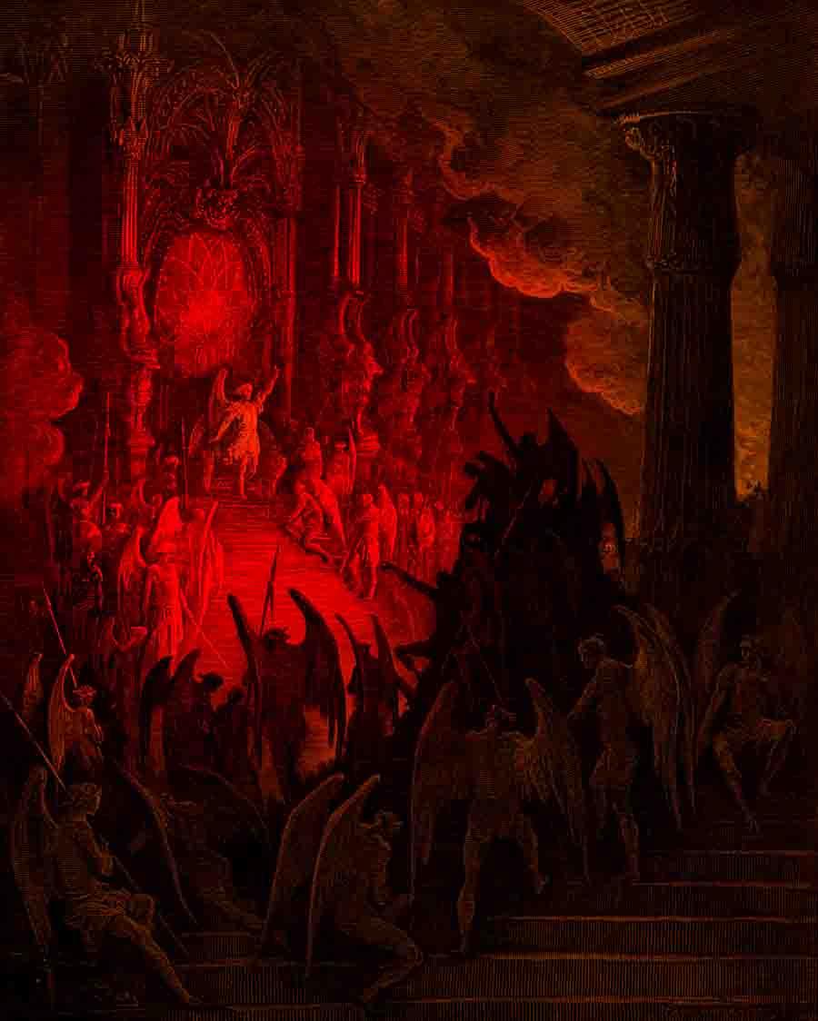 ბნელ ძალთა კრება