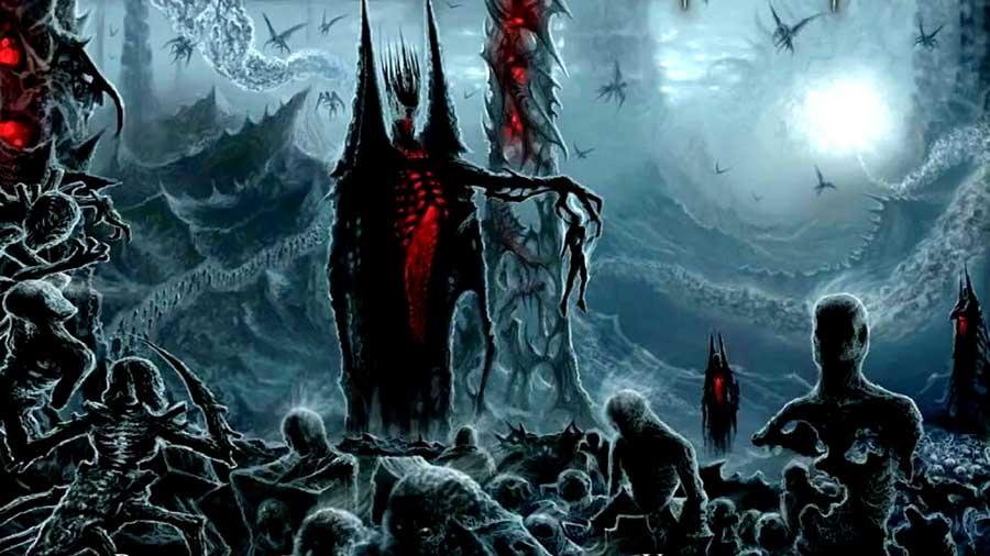 დემონები მიწის ქვეშ