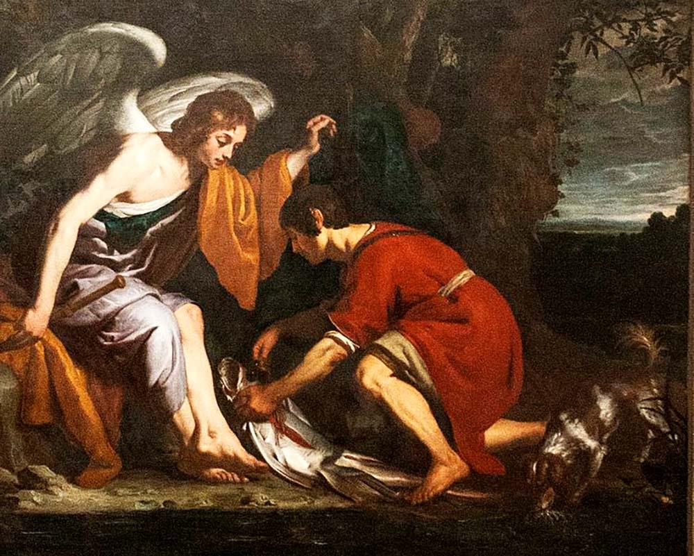 ტობია და მთავარანგელოზი