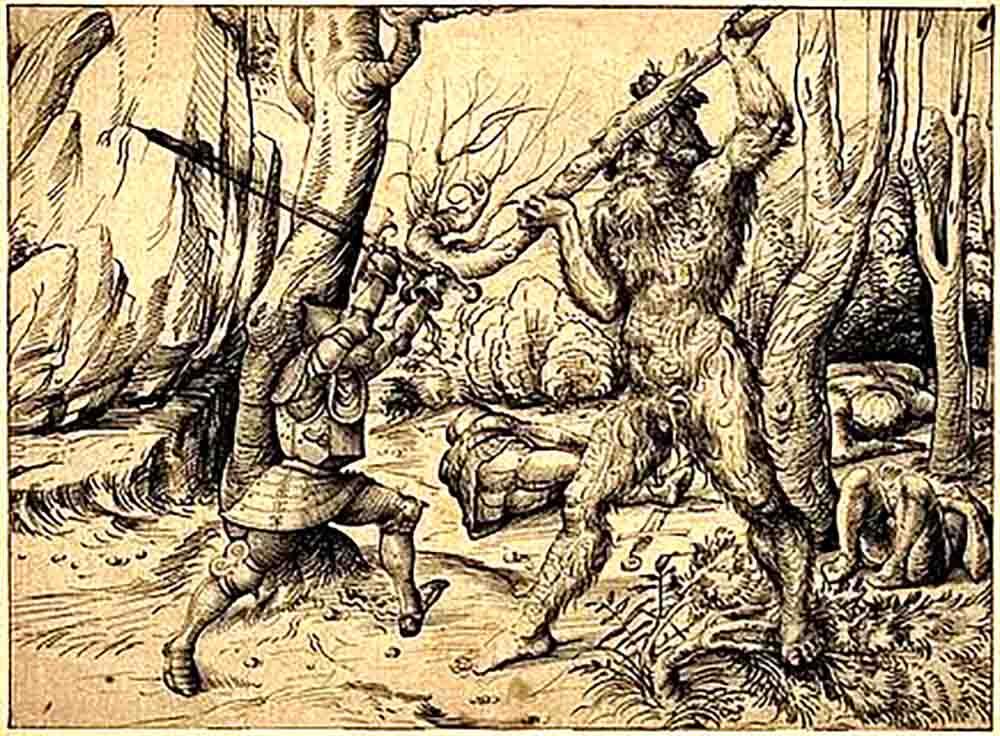 ტყის გოლიათი
