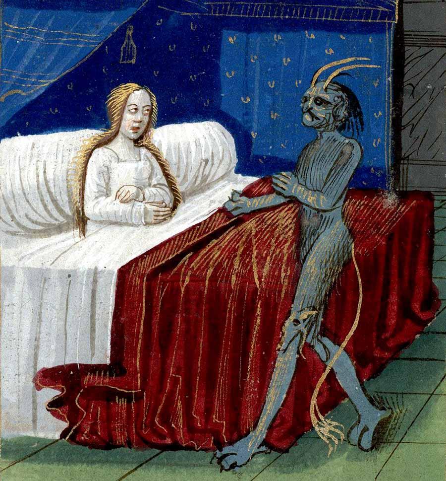 ლედი და დემონი