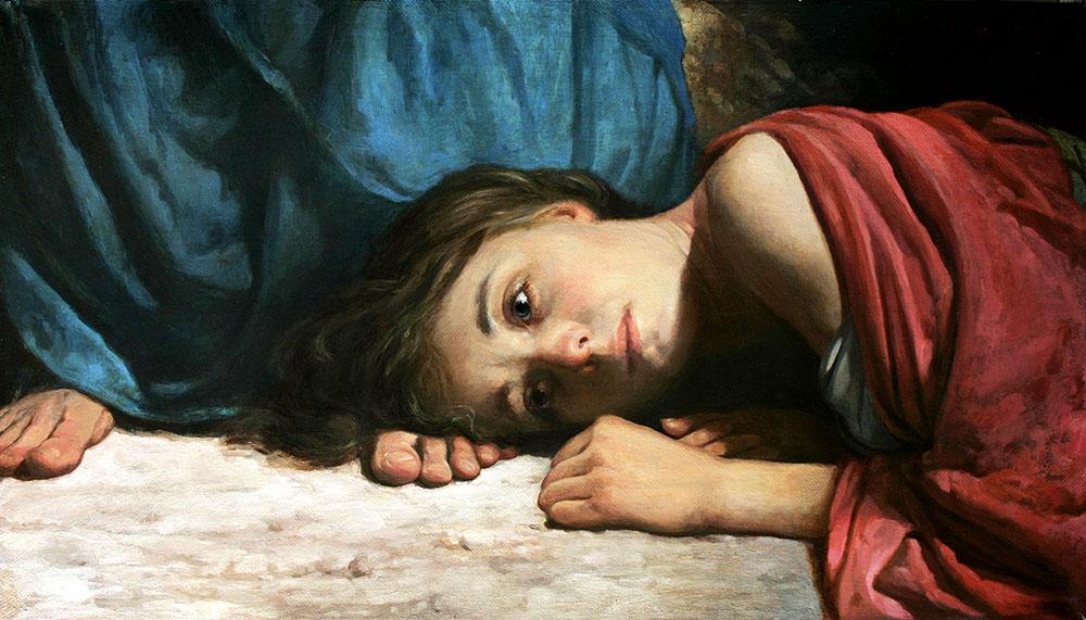 ქრისტე და ცოდვილი ქალი