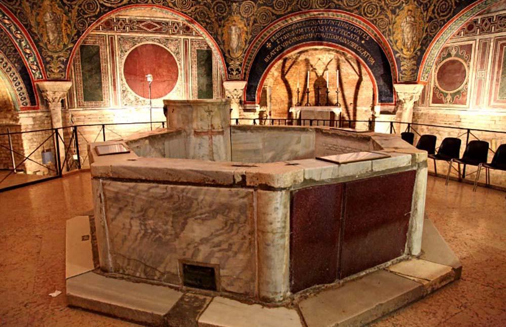 Баптистерий православных