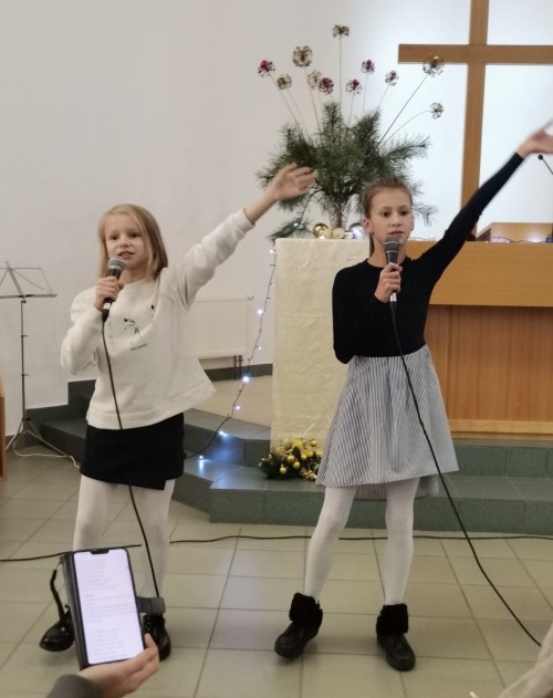 дети выступление 06