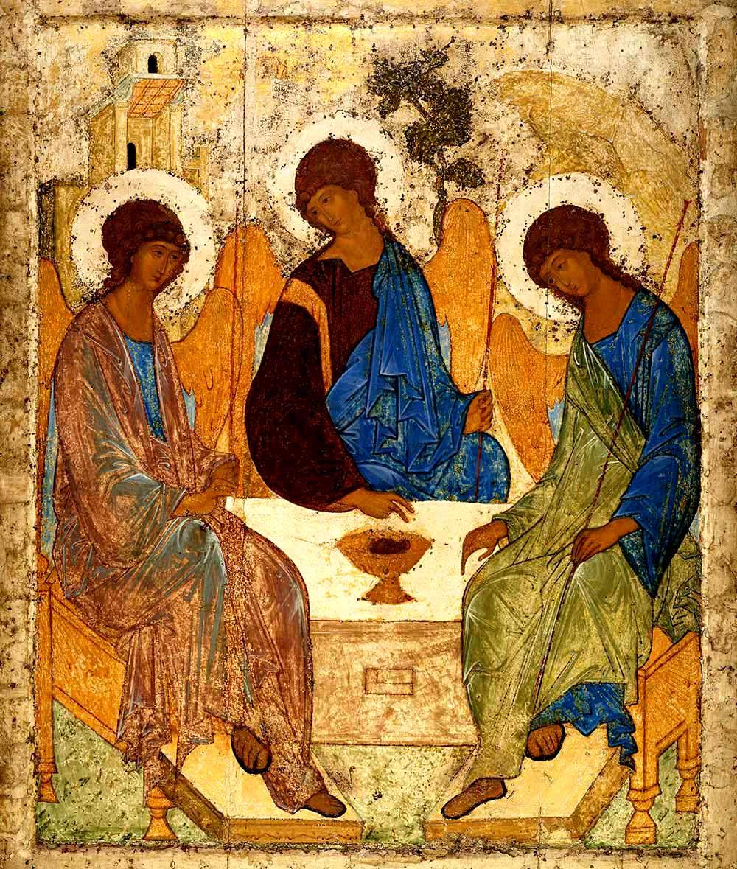 წმიდა სამება - მამა, ძე და სულიწმიდა