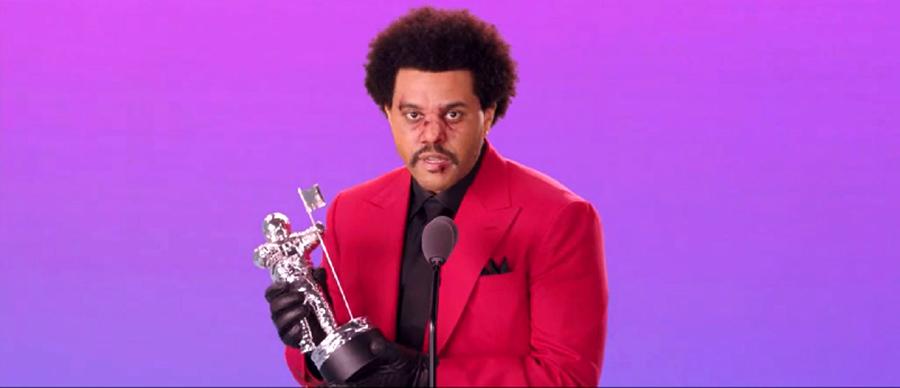 The Weeknd-ის გამოსვლა სუპერთასზე