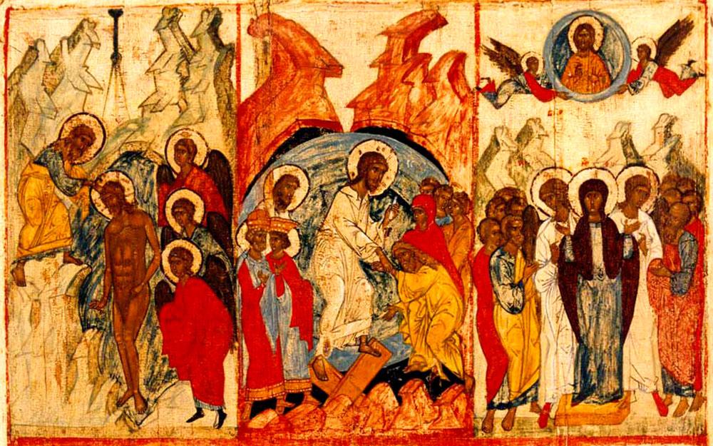 ბრწყინვალე აღდგომა უფლისა ჩვენისა იესუ ქრისტესი