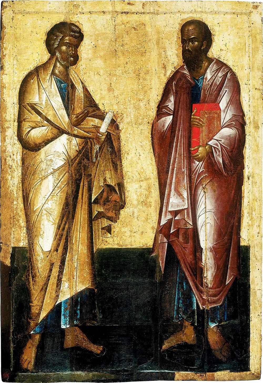 Святые верховные апостолы Петр и Павел