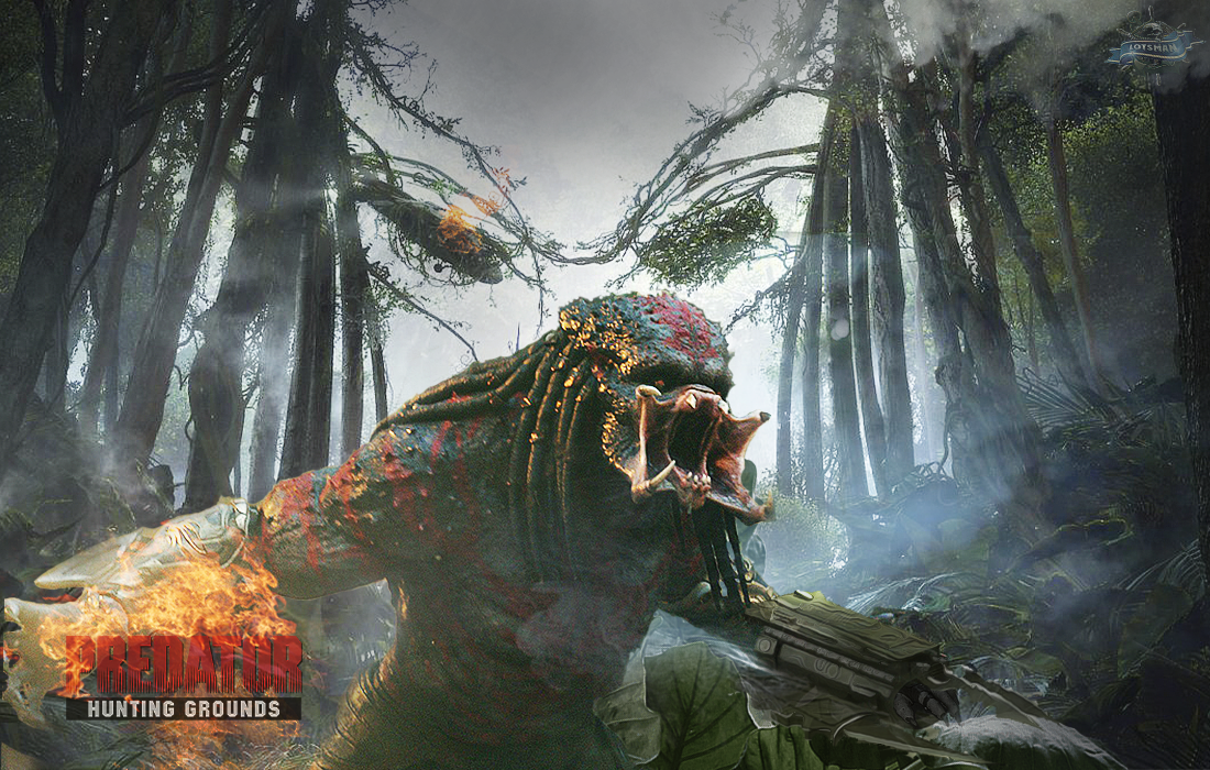 Predator: Hunting Grounds KISNIK